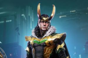 Loki Marvel Future Revolution 2022 Wallpaper