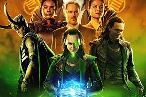 Loki Marvel Tvseries Wallpaper