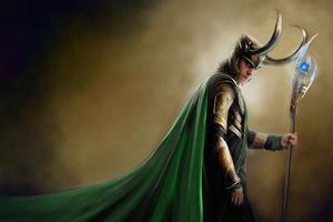 Loki Sword 4k
