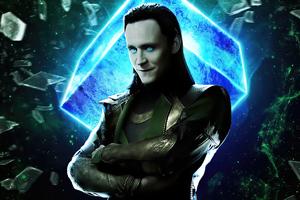 Loki Tv Series 4k Wallpaper