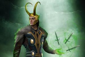 Loki Variant Wallpaper