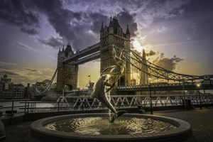 London Bridge England 5k Wallpaper