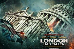 London Has Fallen Wallpaper
