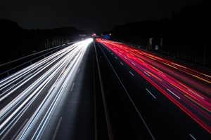 Long Exposure Road Photography 5k Wallpaper