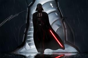 Lord Vader 4k Wallpaper