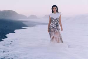 Lorde Theo De Gueltzl For Vogue 10k Wallpaper