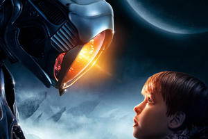 Lost In Space 2018 Netflix