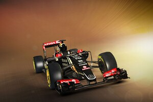 Lotus E23 Wallpaper