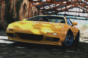 Lotus Esprit 4k Wallpaper