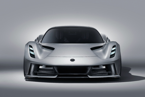 Lotus Evija 2019 10k Wallpaper