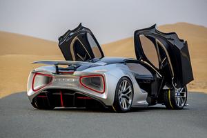 Lotus Evija 2019 New