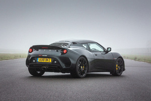 Lotus Evora GT410 Sport 2018 Rear