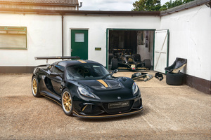 Lotus Exige Cup 430 2018 Front Wallpaper