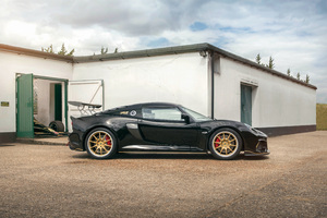 Lotus Exige Cup 430 2018 Side View Wallpaper