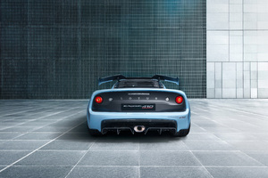 Lotus Exige Sport 410 2018 Rear Wallpaper