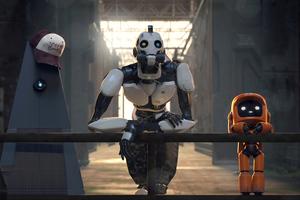 Love Death And Robots Wallpaper