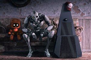 Love Death Robots Wallpaper