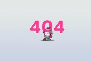Love Live Sunshine 404 Error 4k