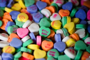 Love Sweets Wallpaper