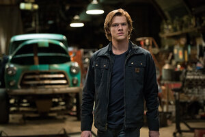 Lucas Till Monster Trucks Wallpaper