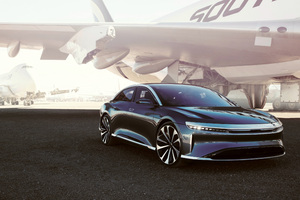 Lucid Air Launch Edition Prototype 2018