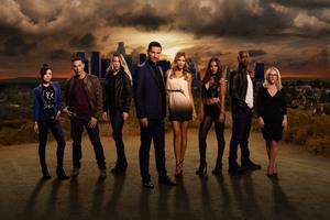 Lucifer Season 3 2018 8k