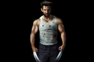 Lucky Mangione As Wolverine 5k Wallpaper