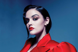 Lucy Hale 1883 Magazine 4k Wallpaper