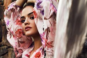 Lucy Hale Harpers Bazaar Vietnam June 5k Wallpaper