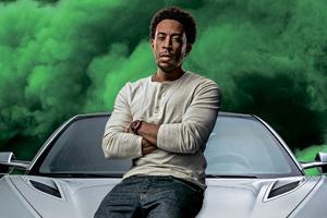 Ludacris As Tej Parker Fast 9 8k