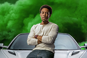 Ludacris In Fast And Furious 9 2020 Movie Wallpaper