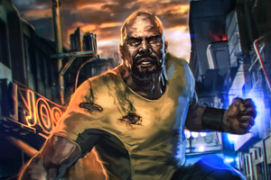 Luke Cage 4k 2020 Wallpaper