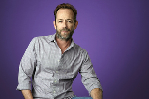 Luke Perry Wallpaper