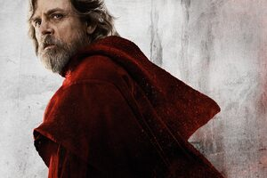 Luke Skywalker Star Wars The Last Jedi Wallpaper