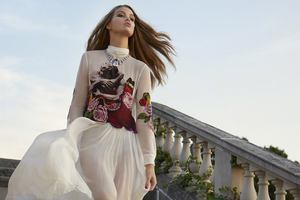 Luna Bijl Vogue 4k