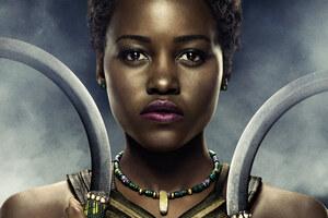 Lupita Nyongo In Black Panther Poster 5k