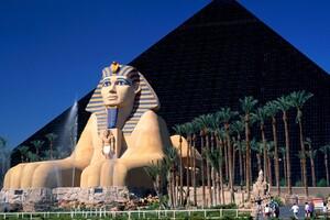 Luxor Hotel In Las Vegas