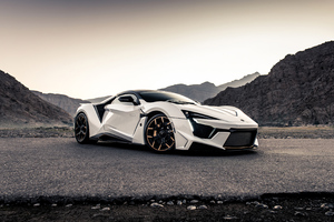 Lykan Hypersport Front 2020 Wallpaper
