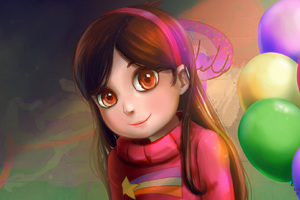 Mabel Artwork