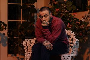Mac Miller Rapper Wallpaper