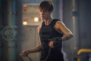 Mackenzie Davis As Grace In Terminator Dark Fate 5k