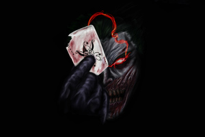 Mad Joker 4k