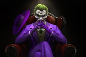 Mad Plans Joker 5k Wallpaper
