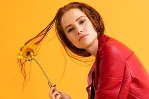 Madelaine Petsch Riverdale Season 2 Photoshoot Wallpaper