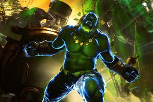 Maestro In Marvels Avengers 4k