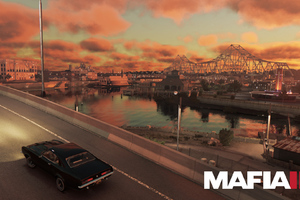 Mafia 3 Game Wallpaper