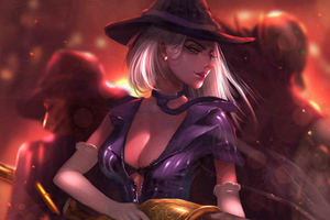 Mafia Ashe Overwatch 2 4k Wallpaper
