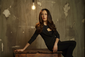 Maggie Q Actress