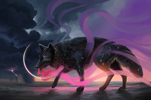 Wolf 1360x768 Resolution Wallpapers Laptop Hd