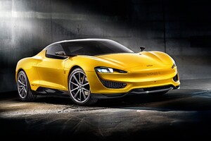 Magna Steyr Mila Plus Hybrid Wallpaper